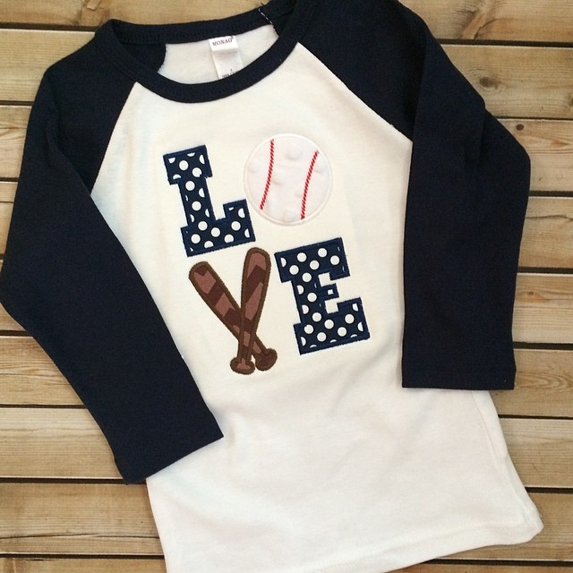 For the Love of Baseball Tee-