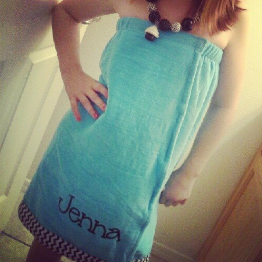 Towel Wrap-