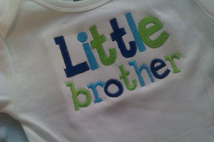 Little Brother Onesie-