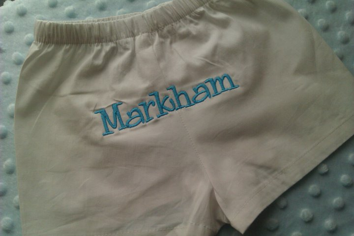 Personalized Boy Boxer Shorts-Boxers