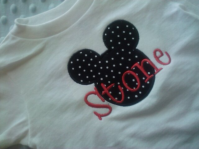 Mickey Mouse Tee-