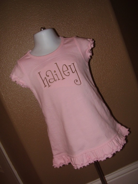 Personalized Dress-Personalized Dress