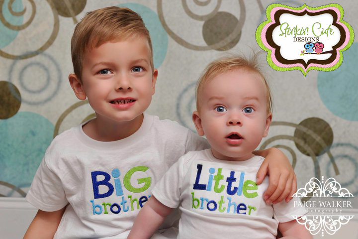 Brother Tee Set-Brother