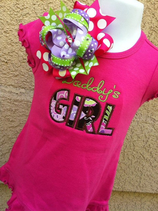 Daddys Girl Dress-Daddys Girl