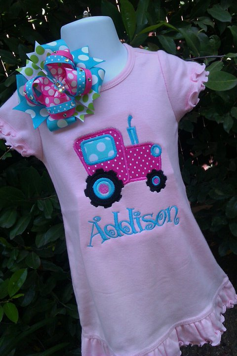 Tractor Dress-tractor