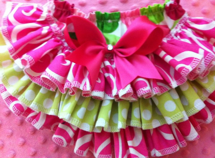 Design you own Ruffled Bloomer-ruffled bloomers
