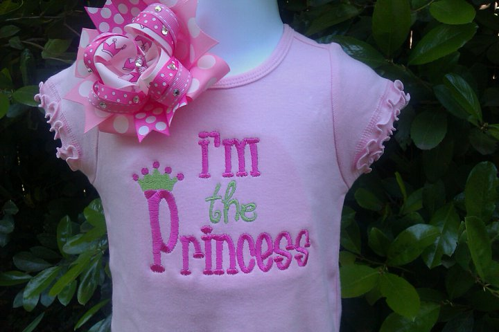 I'm the Princess Dress-princess dress