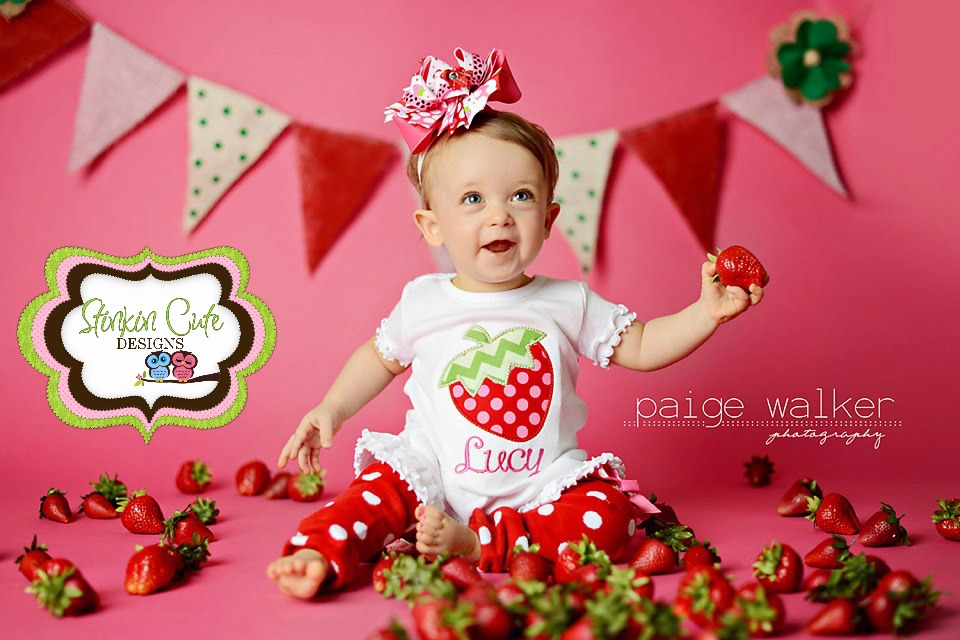 Strawberry Dress-