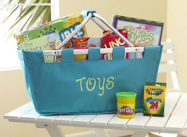 Solid Color Totes-