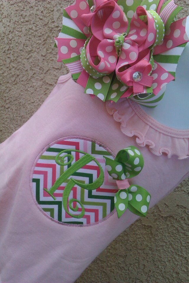 Chevron Circle Dress-