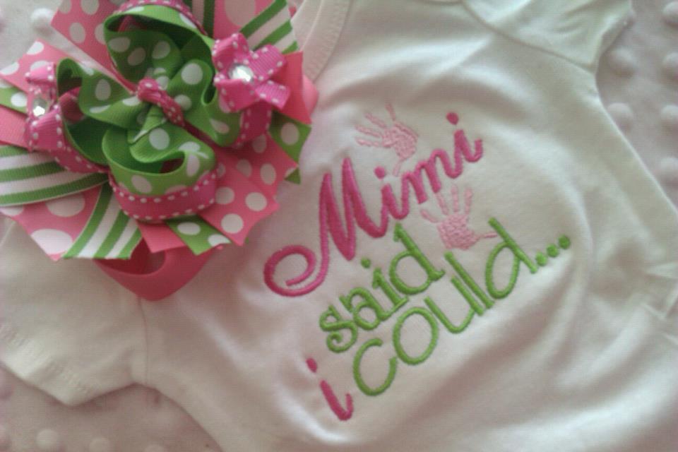 Mimi Onesie-