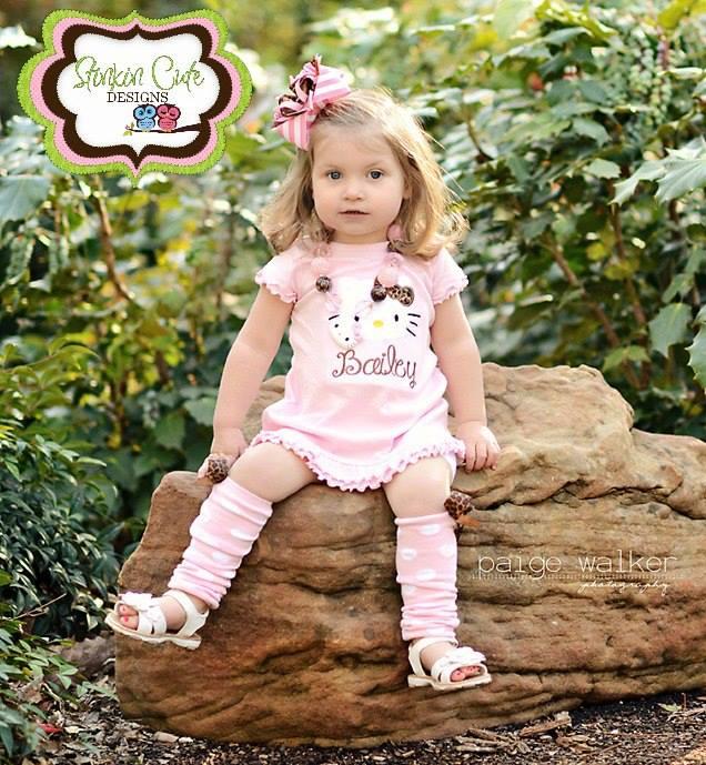 Hello Kitty Dress-
