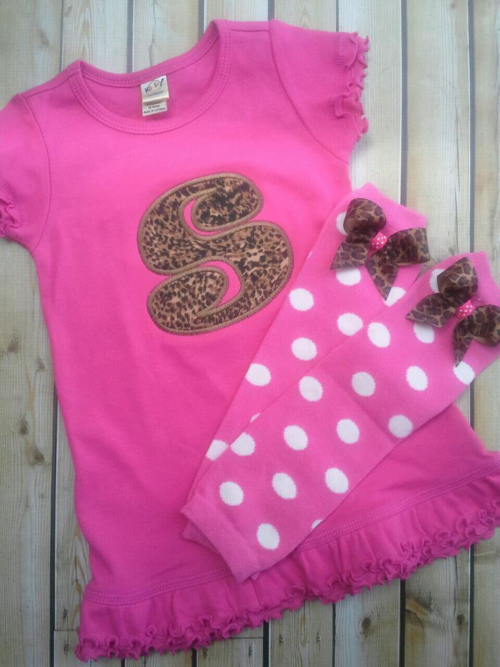 Hot Pink Leopard Dress-